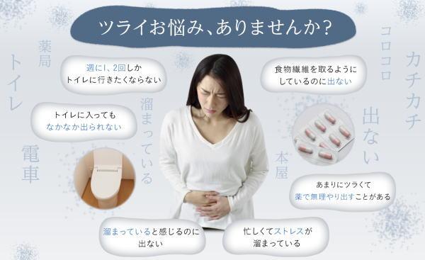 腸活の素~トリプルフローラタブレット~を最安値買う方法!口コミと特徴のまとめ